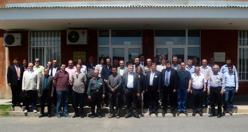 Международен семинар с българско участие на Арменската АЕЦ