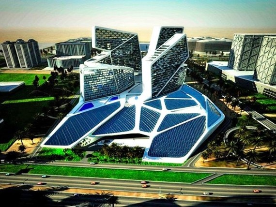 През 2030 година 15% от електроенергията на Дубай ще бъде от слънчеви панели