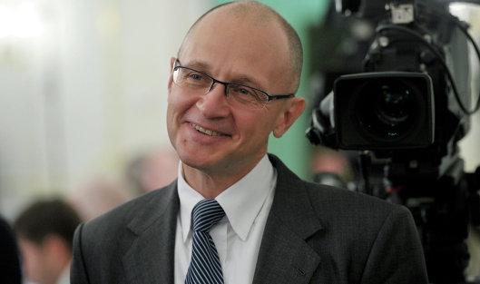"""Колко получава месечно ръководителят на """"Росатом"""" Сергей Кириенко?"""