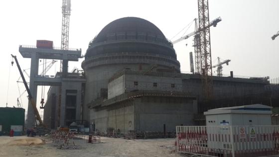 """Китай – АЕЦ """"Тянван"""" – Трети блок е подготвен за поставяне на реактора на щатното място"""