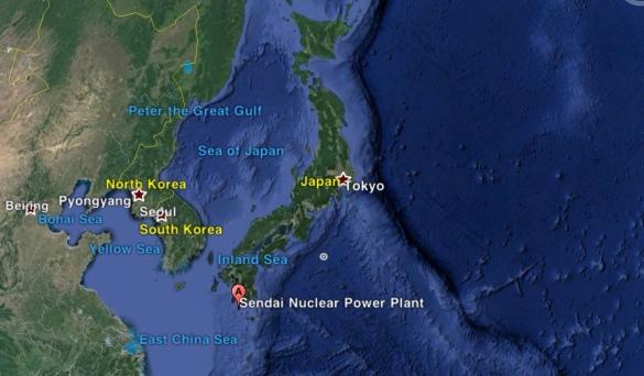 """Япония – протестен марш против рестартирането на АЕЦ """"Сендай"""""""