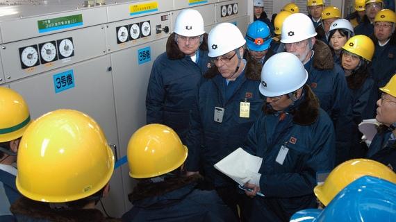 """МААЕ отложи публикуването на отчета за ситуацията на АЕЦ """"Фукушима-1"""""""