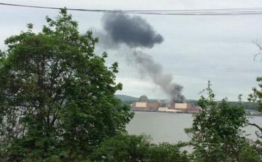САЩ – В щата Ню-Йорк на АЕЦ Indian Point се взриви трансформатор – подробности