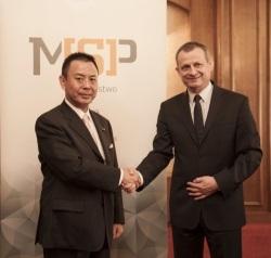 Японски интерес към изграждане на първата атомна електроцентрала в Полша