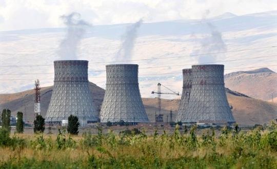 Процесът на ПСЕ на Арменската АЕЦ с 10 години върви по график
