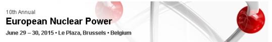 Новите бизнес възможности обсъди X годишна конференция за ядрена индустрия в Брюксел