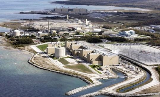 Канада – Лицензията за експлоатация на АЕЦ «Брюс» е продължена с 5 години