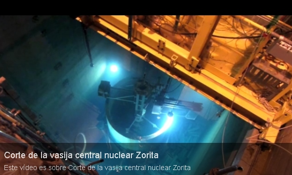 "Испания – Завършиха дейностите по демонтажа на реактора на АЕЦ ""Сорита (Zorita)""."