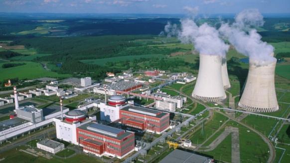 """Чехия – АЕЦ """"Темелин"""" – пускът на втори блок след ППР е отложен с 14 дни поради протечки в един от парогенераторите"""