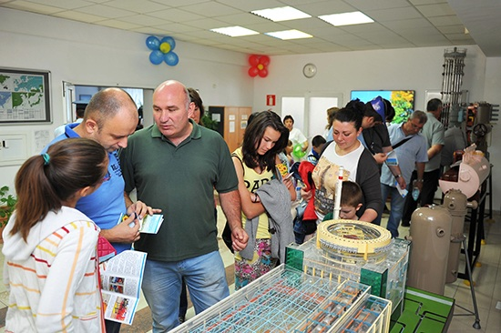 """В Деня на отворените врати АЕЦ """"Козлодуй"""" посрещна 542 посетители"""