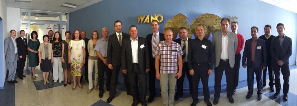 Семинар в Московския центът на WANO (ВАО АЭС – МЦ) с българско участие
