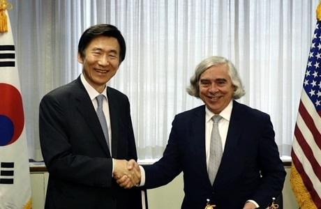 САЩ и Южна Корея актуализираха сътрудничеството си