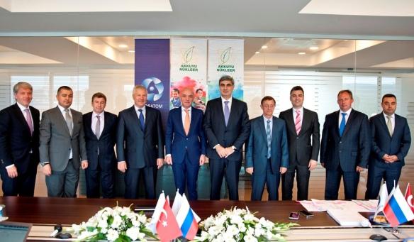Турция – АЕЦ Аккую – Подписан е договорът за изграждане на морските хидротехнически съоръжения на централата