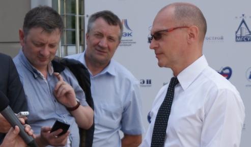 Сергей Кириенко – физическият пуск на шести блок на Нововоронежската АЕЦ ще бъде през тази година