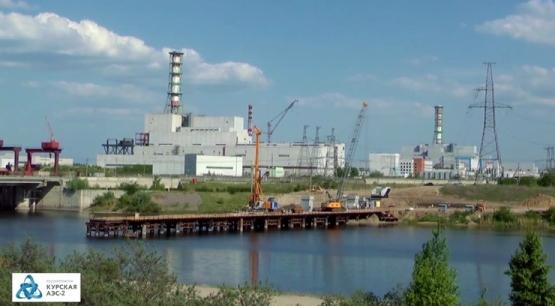 Русия – Курска АЕЦ-2 – Изграждането на заместващи мощности на блоковете с РБМК-1000 продължава