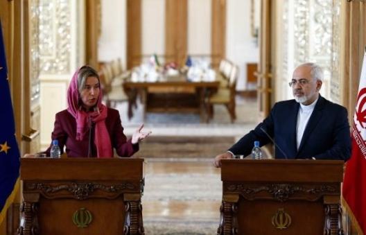Роухани и Могерини обсъдиха иранската ядрена програма