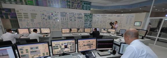 Трети блок на Ростовската АЕЦ за първи път излезе на 100% топлинна мощност.