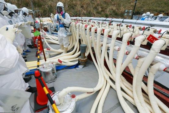 """АЕЦ """"Фукушима-1"""" – Проблем при изграждането на подземната ледена бариера"""