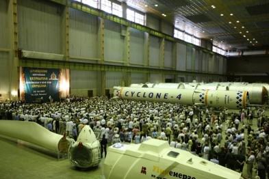 Украйна – ракетостроенето е във финансов колапс – спирането на тока за неплатени сметки е предпоставка за тежки аварии