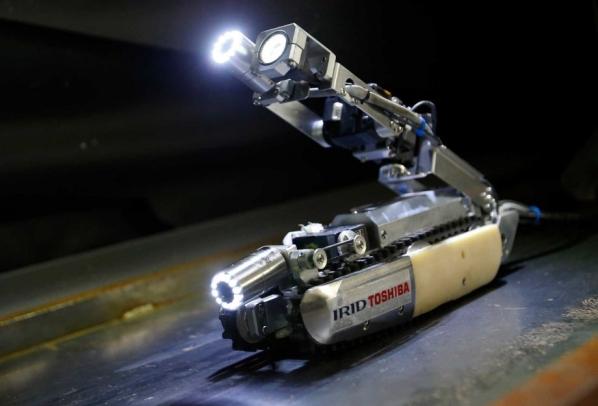 """Роботът """"СКОРПИОН"""" ще обследва реактора на II блок на АЕЦ """"Фукушима-1"""""""