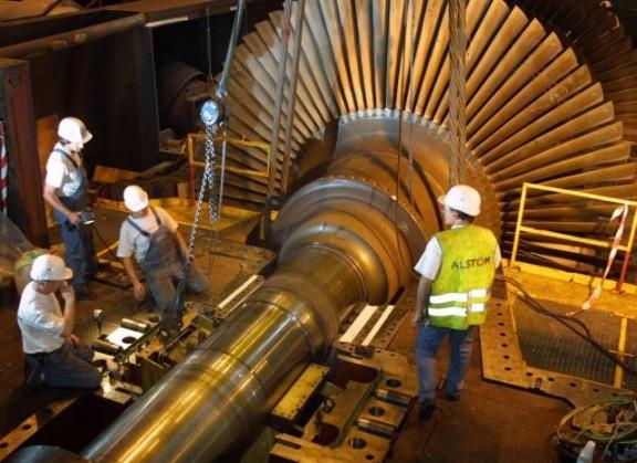 General Electric и Alstom създават предприятие за производство на турбини за АЕЦ