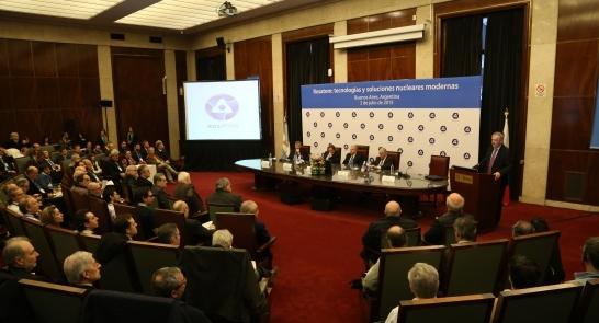 """""""Росатом"""" представи най-новите ядрени технологии на форум в Аржентина"""