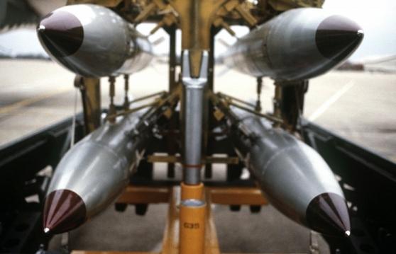 САЩ създават своята първа управляема ядрена авиационна бомба