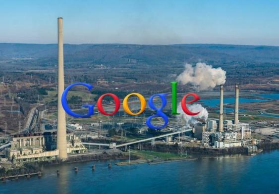 Google превръща стара въглищна ТЕЦ в зелен център за обработка на данни