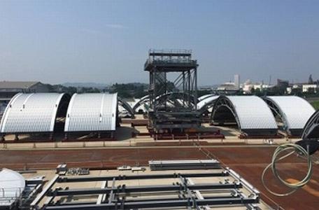 """ТЕРСО се готви да изгради защитна черупка над 3 блок на АЕЦ """"Фукушима-1"""""""