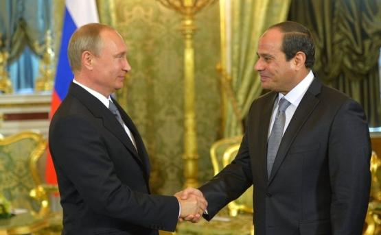 Президентите на Русия и Египет обсъдиха въпросите за изграждане на първата египетска АЕЦ