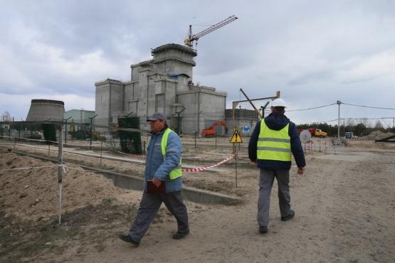 Изграждането на ХОЯГ на Чернобилската АЕЦ ще завърши през 2016 година