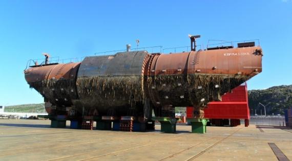 Русия – Утилизацията на снетите от въоръжение атомни подводници (АПЛ) върви с изпреварващи темпове