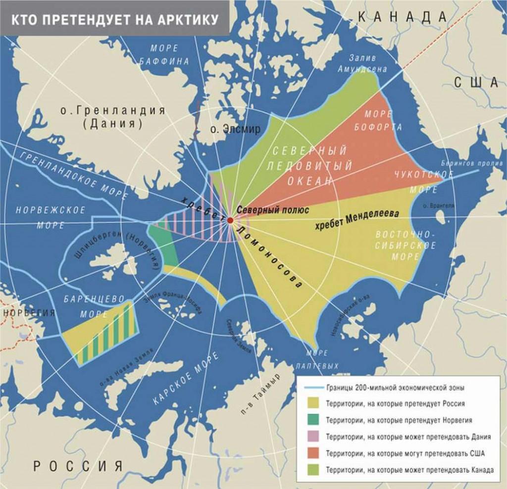Русия доминира в Арктика – признава командващият Бреговата охрана на САЩ