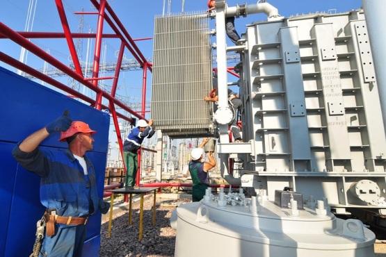 Украйна – на Ровненската АЕЦ продължава реконструкцията на ОРУ-750 kV