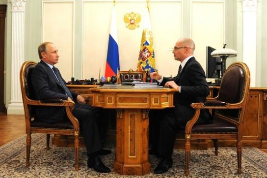 През последните години на руските ядрени обекти не е имало нито един инцидент, свързан с безопасната им експлоатация – Кириенко