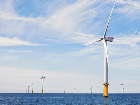 Германия инсталира в Северно море най-отдалеченият от материка офшорен вятърен парк