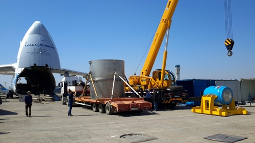 За първи път от Узбекистан в Русия беше извозено течно високо-обогатено ОЯГ от изследователския реактор в Ташкент