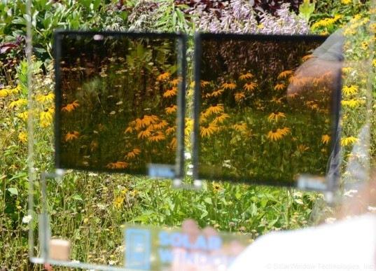 Новите слънчеви прозорци генерират 50% повече електроенергия, в сравнение с обикновените слънчеви панели.