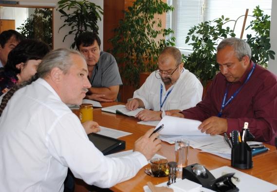 """Представители на ЕС се запознаха с напредъка на дейностите по извеждане от експлоатация на малките блокове на АЕЦ """"Козлодуй"""""""