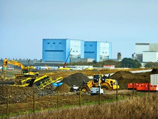 Китай ще вложи $3,1 милиарда в британската АЕЦ Hinkley Point С