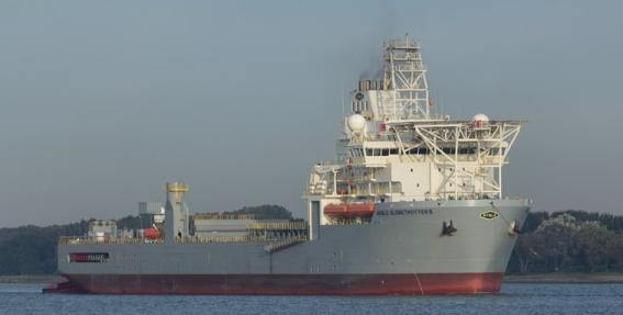 "Тотал Е&П България подписа споразумение за сондажния кораб, който ще проучва в блок ""Хан Аспарух"" на Черно море"