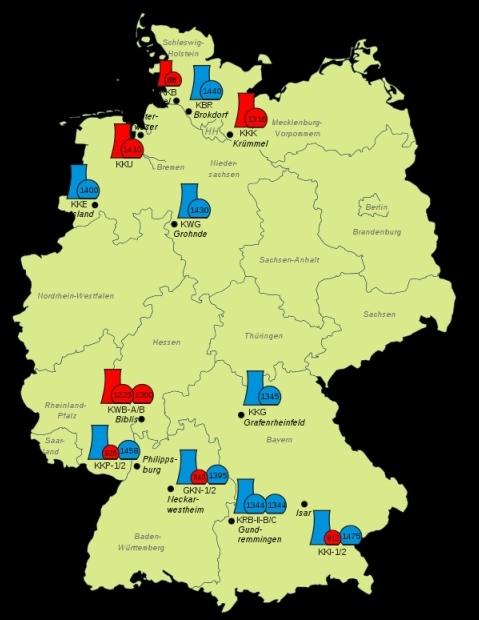 Възможно е натрупаните средства за ликвидиране на ядрената енергетика на Германия да не стигнат с много