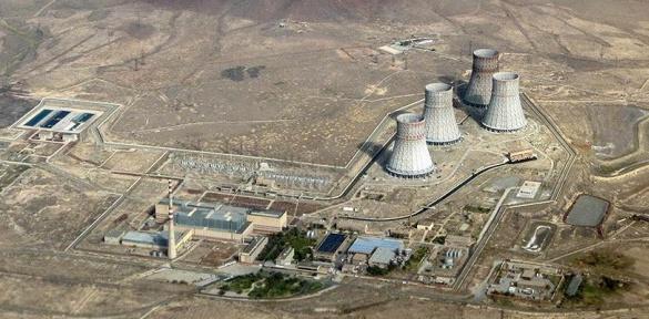 Армения вече не иска да строи нова АЕЦ