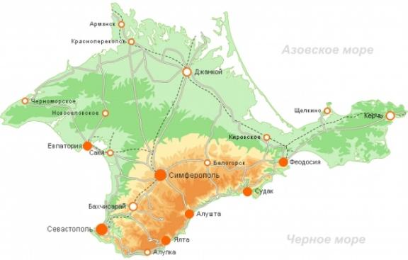 През следващите три години в Крим ще построят две ТЕЦ с обща мощност 940 MW.
