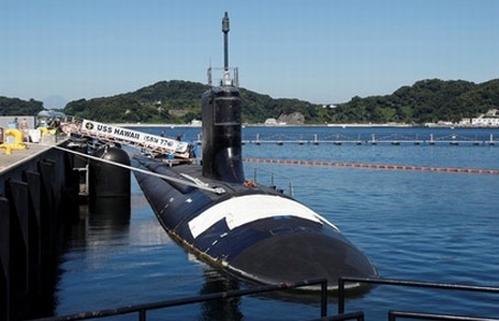 Американец е осъден на затвор за внос в САЩ на фалшиви детайли за атомни подводници