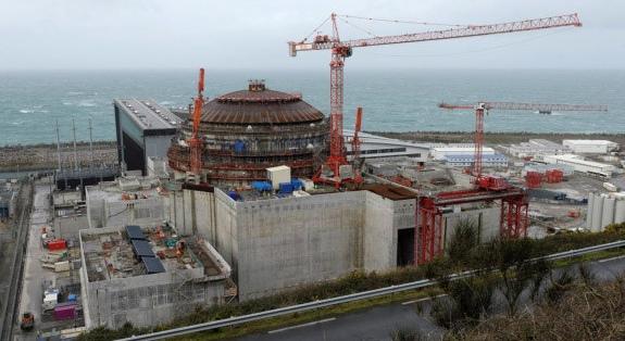 Регулаторът на Франция одобри методиката на AREVA за корпуса на реактора на Фламанвил-3