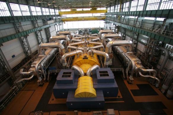 """Чехия – Проверката на параметрите на турбината на втори блок на АЕЦ """"Темелин"""" не показа отклонения"""