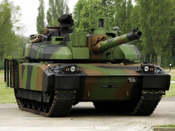 Френските танкове ще работят на биогориво