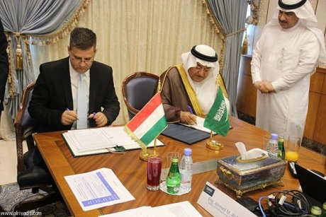 Саудитска Арабия и Унгария – съгласие за сътрудничество
