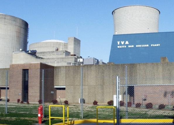САЩ – след повече от 40 години изграждане, втори блок на АЕЦ «Уоттс-Бар» получи лицензия за експлоатация